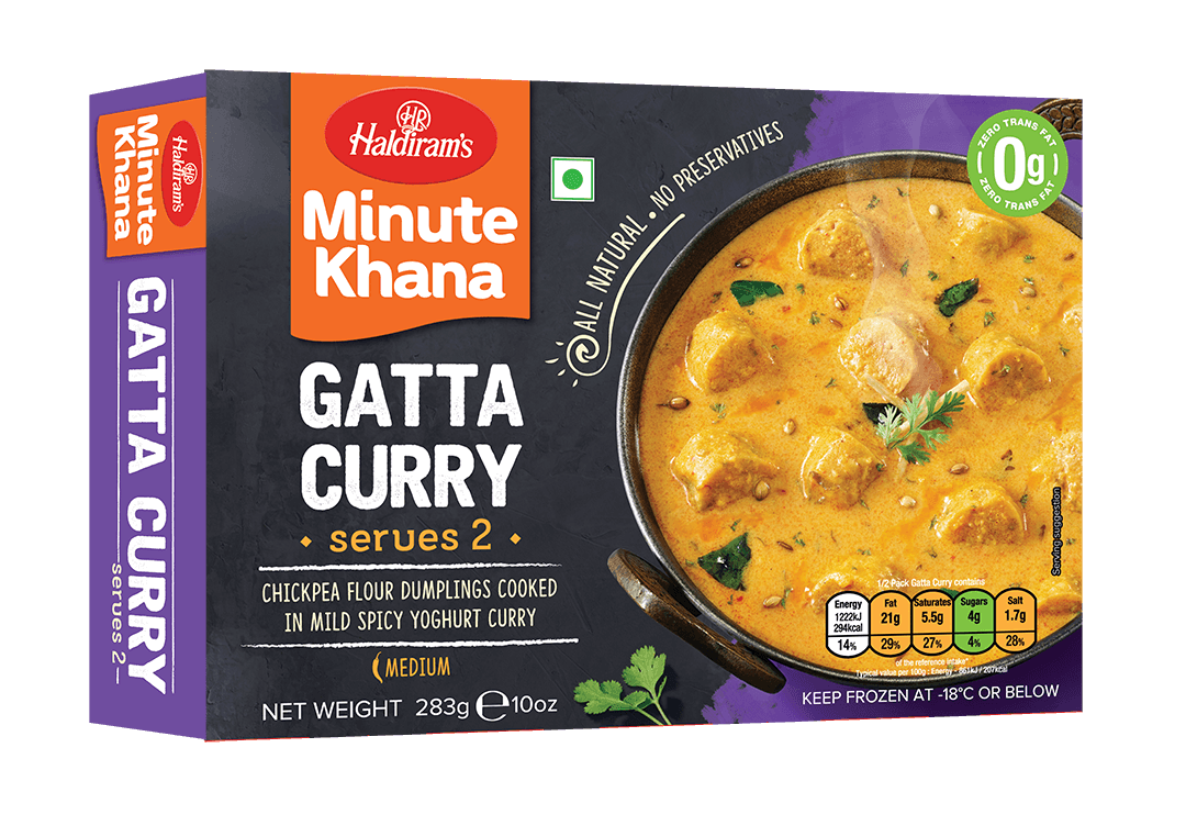 GATTA CURRY