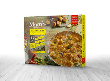 Gatta curry(283gms)