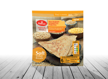 Multigrain Home Style Paratha(360gms)
