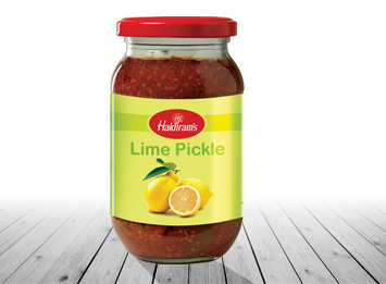 Lime Pickle(400gms/1kg)